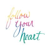 Colorburst II Heart White Sq