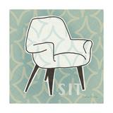 Retro Chair I Sit