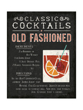 Classic Cocktail Old Fashioned