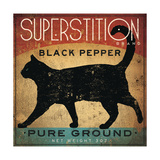 Superstition Black Pepper Cat