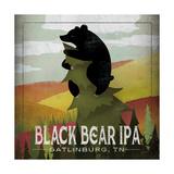Leaf Peeper Black Bear IPA Reproduction d'art par Ryan Fowler