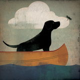 Black Dog Canoe Ride