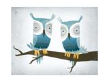 Tan Owls Bright