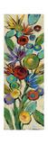 Confetti Floral II Reproduction d'art par Silvia Vassileva