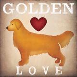 Golden Dog Love I