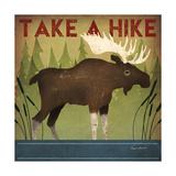 Take a Hike Moose