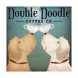 Doodle Coffee Double III