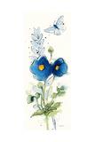 Independent Blooms Blue VI