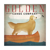 Golden Dog Canoe Co Right Facing