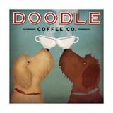 Doodle Coffee Double I