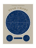 Northern Star Chart