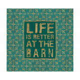Life is Better at the Barn Green