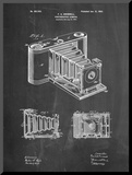 Kodak Pocket Folding Camera Patent