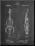 Frank M Ashley Violin Patent