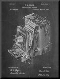 Photographic Camera 1887 Patent