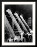 Gare Grand Central, New York Reproduction encadrée