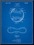 Baseball Stitching Patent