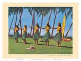 Kodak Hula Show - Waikiki  Hawaii