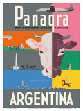 Argentina - Panagra - Pan American-Grace Airways