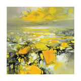 Yellow Matter 2 Reproduction d'art par Scott Naismith