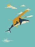 Onward! Reproduction d'art par Jay Fleck