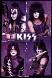 KISS - Collage