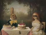 A Guess Is as Good as the Wish Reproduction d'art par Stephen Mackey