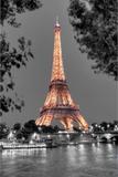 Nuit sur la Seine