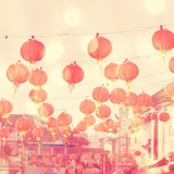 Chinatown Papier Photo par Myan Soffia