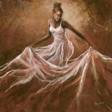 Ethereal Grace Reproduction d'art par Monica Stewart