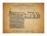 Oil Wells 1886