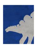 Rawr 2 Reproduction d'art par Kimberly Allen