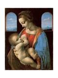 The Litta Madonna  c1490