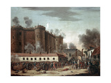 Storming of the Bastille  14th July 1789