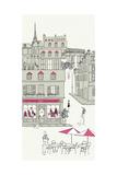World Cafe V Paris II Pink v2