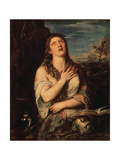Repentant Mary Magdalene  1560s