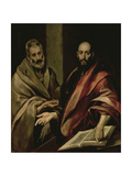 St Peter and St Paul  between 1587 and 1592