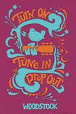 Woodstock - Turn On  Tune In  Drop Out (Purple)