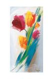 Bright Tulip Bunch I
