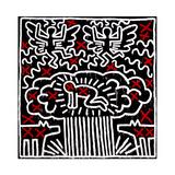 Sans titre, 1983 Giclée par Keith Haring