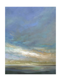 Coastal Clouds Triptych III