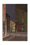 Maple Street  London  c1915-23