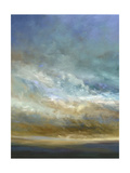 Coastal Clouds Triptych I