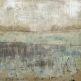 Pastels and Rust I Giclée premium par Jennifer Goldberger