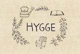 Simply Hygge Reproduction d'art par Lottie Fontaine