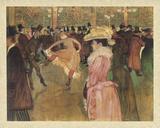 Dressage des nouvelles  par Valentin le Desosse (Moulin Rouge)