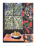 Intérieur au rideau égyptien Reproduction d'art par Henri Matisse
