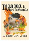Miami & Fort Lauderdale  Florida - Delta Air Lines
