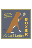 Boxer Robust Coffee