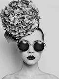 Pétunia Reproduction d'art par Haute Couture